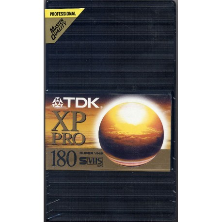 TDK XP PRO 180 - Video Cassettes for Sale